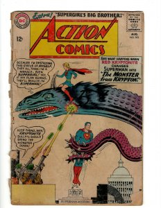 Action Comics # 303 GD DC Comic Book Superman Batman Green Lantern Flash KD1