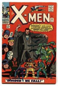 X-Men #22 1966- Marvel Silver Age FN/VF