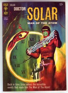 Doctor Solar Man of the Atom #15 (Dec-65) VF High-Grade Doctor Solar