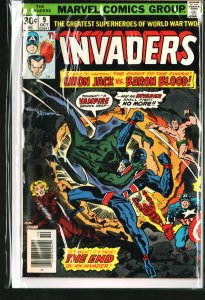 The Invaders #9 (1976)
