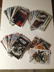 Batman And Robin 0 1-40 Annual 1-3 New 52 Complete Series Nm Near Mint Ik