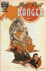 Half Past Danger #3 VF/NM; IDW   save on shipping - details inside