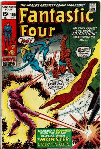 Fantastic Four #105, 4.0 or Better