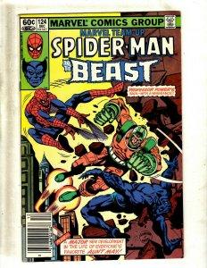 10 Comics Marvel Team-Up 124 128 135 143 144 Spider-Man 119 120 124 138, 7 GB1