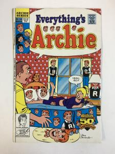 EVERYTHINGS ARCHIE (1969-1991)154 VF-NM Mar 1991 COMICS BOOK