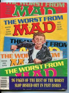 MAD-Magazine-#53-Worst From-1985-Mingo-North-Drucker-Torres-VG