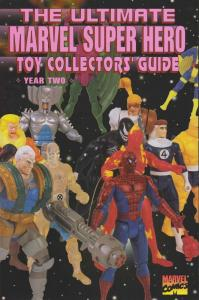 Ultimate Marvel Super Hero Toy Collectors' Guide, The #2 VF/NM; Marvel | save on