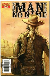 MAN with NO NAME #9, VF/NM, Variant, Clint Eastwood,Good Bad,2008,more in store