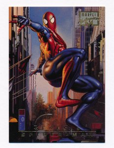 1996 Marvel Masterpieces #87 Spider-Man