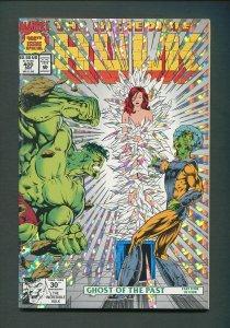 The Incredible Hulk #400  /  9.0 VFN/NM  /  2nd Print Variant / December 1992