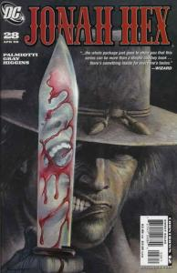 Jonah Hex (2nd Series) #28 VF; DC | save on shipping - details inside