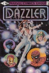 Dazzler #1, VF (Stock photo)