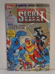 Jack Kirby's: Secret City Saga #1