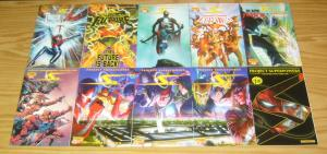 Project Superpowers Chapter Two #0 & 1-12 VF/NM complete series + (11) more set