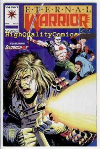ETERNAL WARRIOR #5, Valiant, John Dixon, Bloodshot, NM+, more in our store