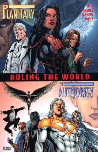 Planetary/The Authority: Ruling the World #1 VF/NM; WildStorm | save on shipping