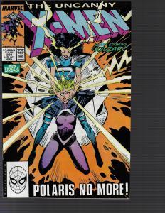 Uncanny X-Men #250 (Marvel, 1989)