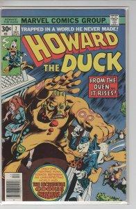 HOWARD THE DUCK (1976 Marvel Comics) #7 FN/VF