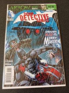 BATMAN DETECTIVE COMICS #17
