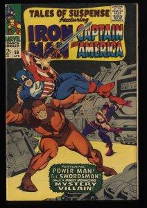 Tales Of Suspense #88 VF+ 8.5 Iron Man