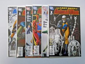 The Last Days of Animal Man (2009 DC) Set:#1-6, 8.0/VF - 2009