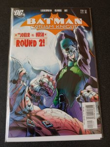 ​BATMAN GOTHAM KNIGHTS #73 JOKER VS. HUSH ISSUE NM