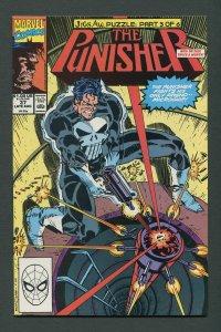 Punisher #37  / 9.4 NM  Jigsaw Part Three  August 1990