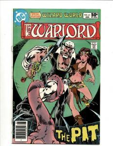 11 The Warlord DC Comic Books #41 42 43 44 45 46 47 48 49 50 51 JF12