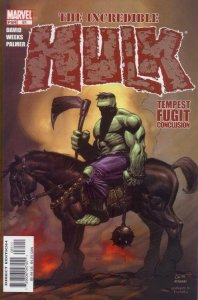 INCREDIBLE HULK (1999 Marvel Comics) #81 NM-