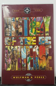 History of the DC Universe #2 (1987)