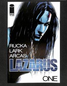 Lazarus #1 (2013)