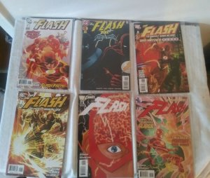 Lot 6 DC COMICS The Flash # 1 Nightwing New 52 12 Fastest man alive 8 More NM