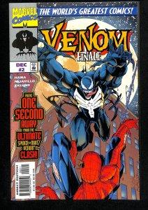 Venom: The Finale #2 (1997)