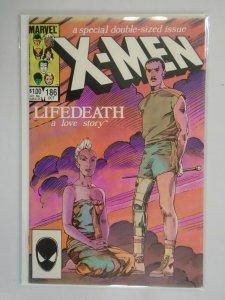 Uncanny X-Men #186 Direct edition 6.0 FN (1984 1st Series)