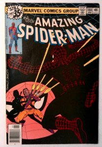 Amazing Spider-Man #188 Marvel 1979 VF+ Comic Book Key 2nd Appearance Jigsaw