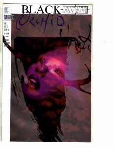 Lot Of 11 Black Orchid DC Vertigo Comic Books # 1 2 3 4 5 6 7 8 9 10 11 CR4