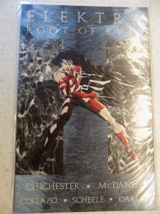 ELEKTRA BOOK OF EVIL # 1DEATHLOK # 4 MARVEL TECHX-FORCE ANNUAL 1998 CHAMPIONS...