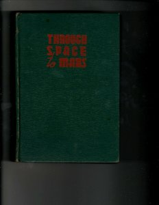 3 Books Through Space to Mars The Secret of Tibet Popeye the Sailor JK13
