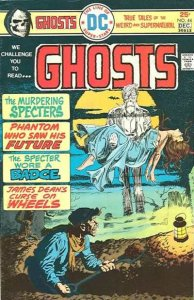 Ghosts (1971 series) #44, Fine- (Stock photo)