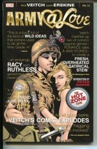 Army @ Love: The Hot Zone Club-Rick Veitch-2007-PB-VG/FN