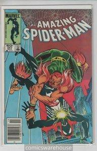 AMAZING SPIDER-MAN (1963 MARVEL) #257 VF+ A00349