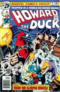 Howard the Duck (1976 series) #4, VF (Stock photo)