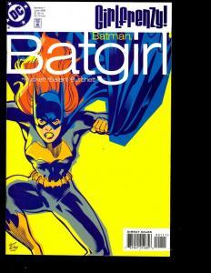 9 Comics Donna Troy # 1 Gilgamesh # 1 2 3 4 Batgirl 1 Green Arrow # 1 2 3 JF26