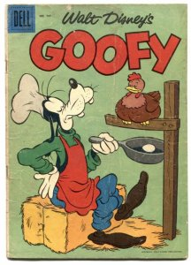 Goofy-Four Color Comics #747 1956 F/G