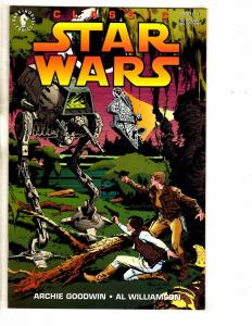 Lot Of 5 Classic Star Wars Dark Horse Comic Books # 1 2 3 4 5 Jedi Luke PP12