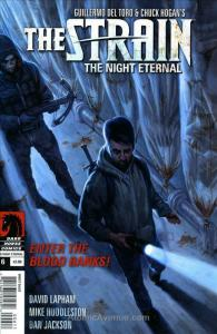 Strain, The: The Night Eternal #6 VF/NM; Dark Horse | save on shipping - details