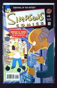 Simpsons Comics #48 (2000)