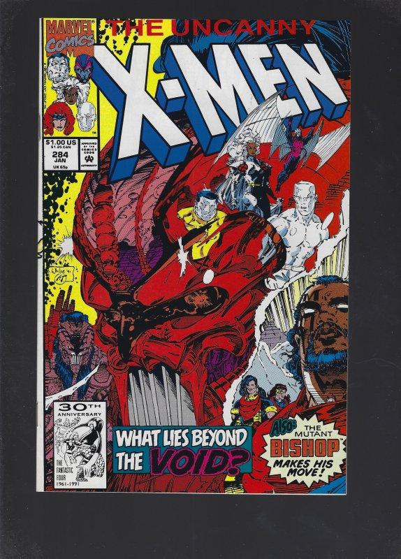 The Uncanny X-Men #284 (1992)
