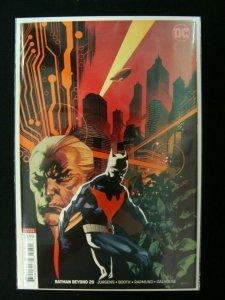DC Batman Beyond #28 Chris Stevens Variant Cover
