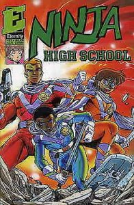 Ninja High School #27 VF/NM; Malibu | save on shipping - details inside